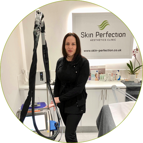 Joanne Mitchell | Skin Perfection Aesthetics Clinic Cheltenham